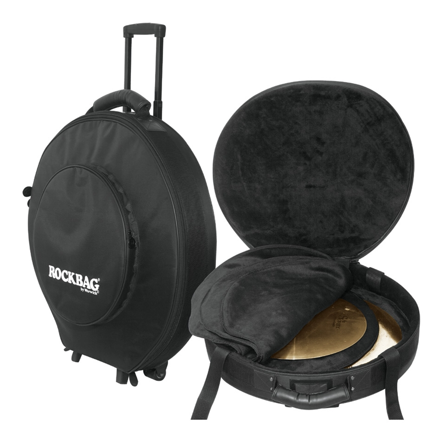 RB 22741 B/PLUS Borsa Soft Light per Cymbal, 20