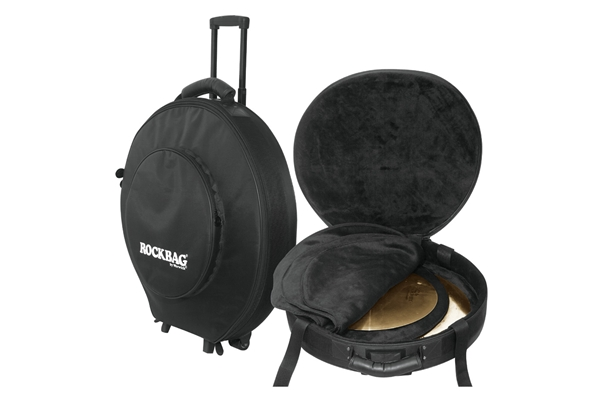 Rockbag - RB 22741 B/PLUS Borsa Soft Light per Cymbal, 20