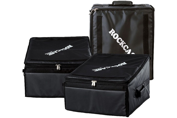 Rockbag - RC 23812 B Soft Light Case per Mixer 3 unità, 49,5x32x43cm