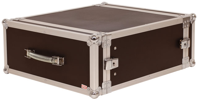 Rockgear - RC 24004 B Rack Case Eco 4 Unità
