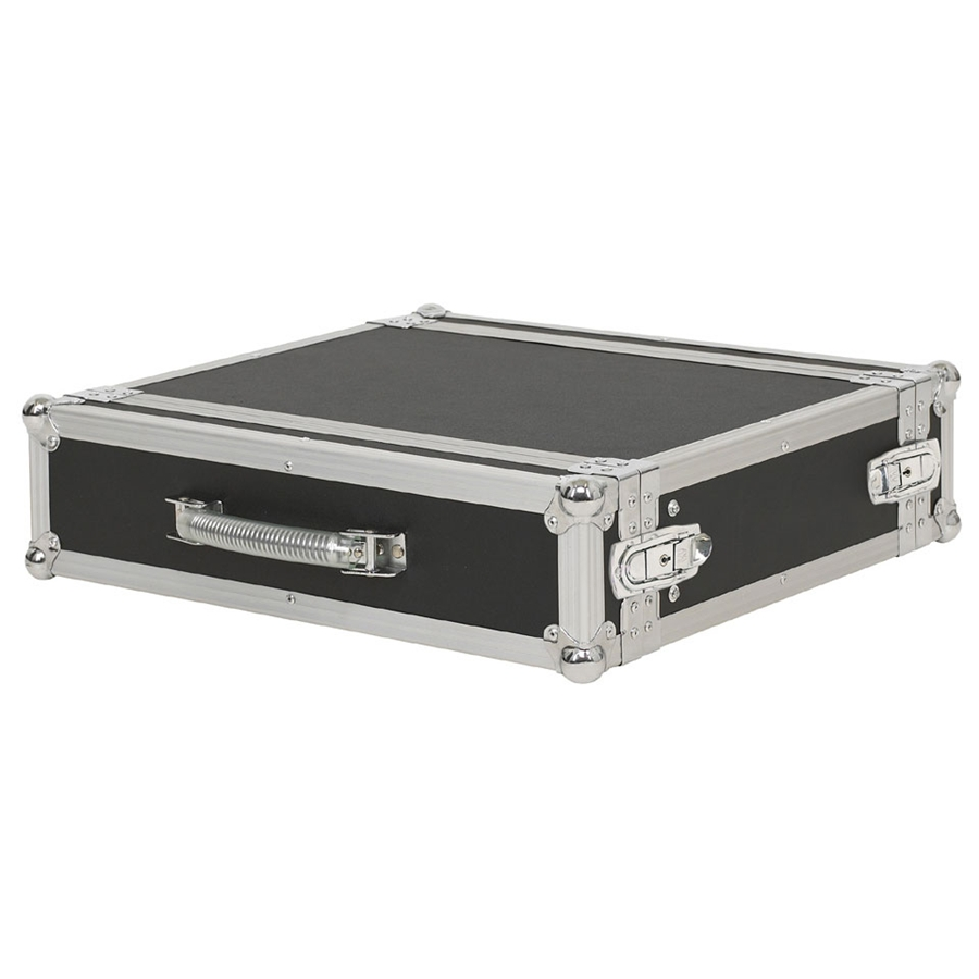 RC 24012 B Rack Case Eco 2 Unità, Shallow