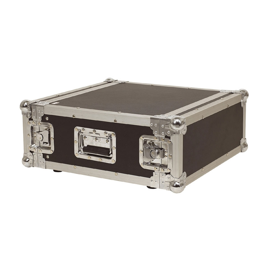RC 24104 B Rack Case Professional 4 Unità