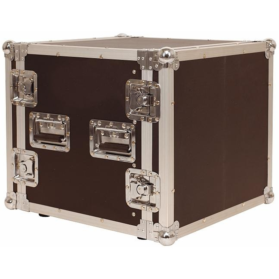 RC 24110 B Rack Case Professional 10 Unità