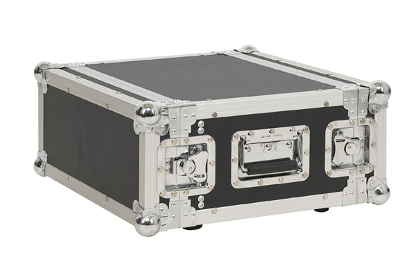 Rockbag - RC 24114 B Rack Case Professional 4 Unità, Shallow