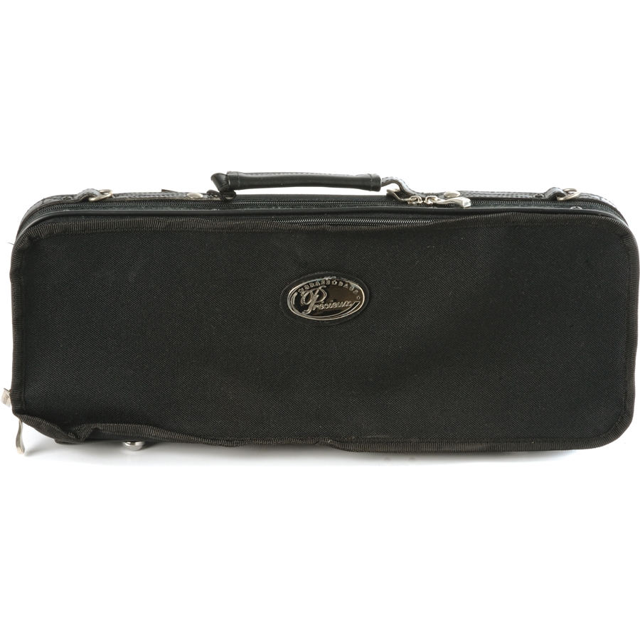 RB26383B Cross Flute bag with C-Foot & Piccolo Cross Flute