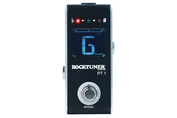 Rockbag - RT PT 1 Pedal Tuner Black