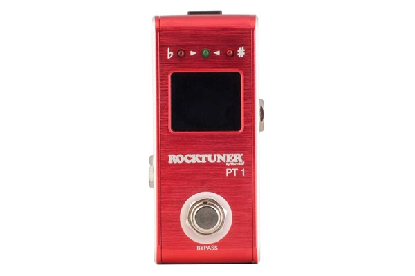 Rockbag - RT PT 1 Pedal Tuner Crimson Red