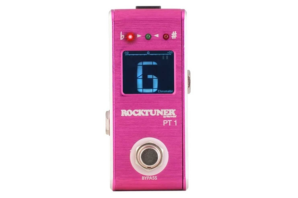 Rockbag - RT PT 1 Pedal Tuner Hot Pink