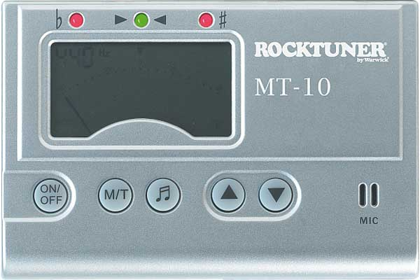 Rockbag - RT MT 10 Accordatore/Metronomo