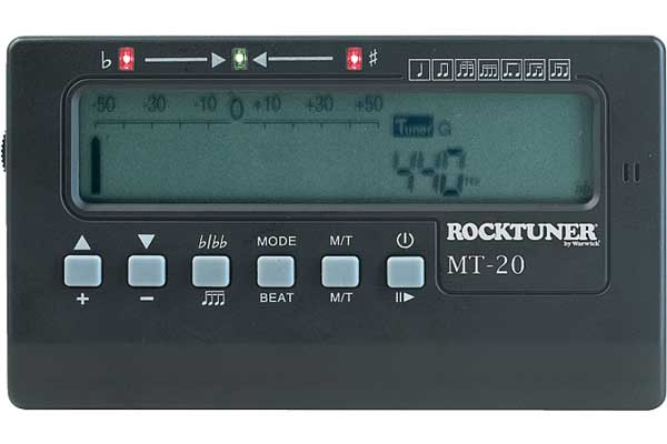 Rockbag - RT MT 20 Accordatore/Metronomo