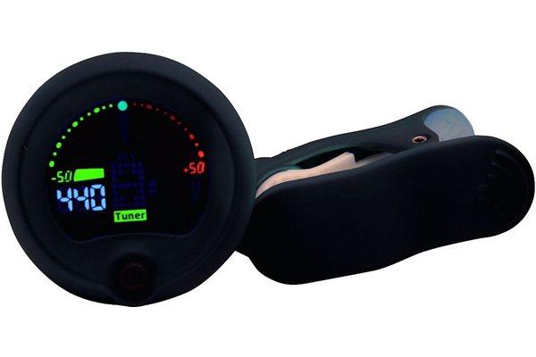Rockbag - RT CT 10 Auto Chromathic Clamp Tuner Black