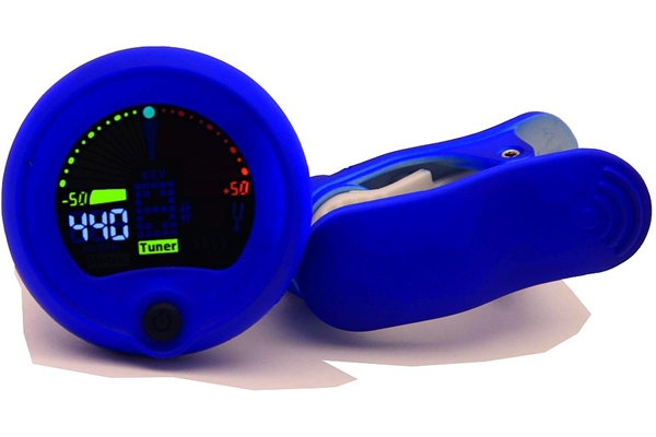 Rockgear - RT CT 10 Auto Chromathic Clamp Tuner Blue