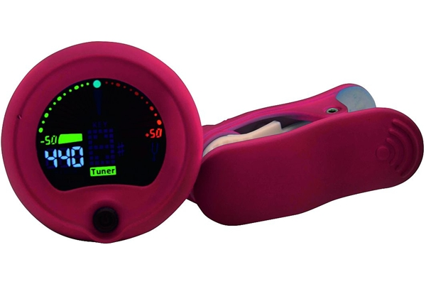 Rockgear - RT CT 10 Auto Chromathic Clamp Tuner Red