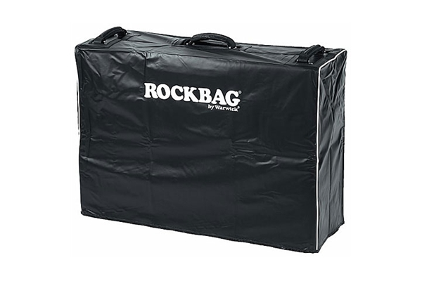Rockgear - RB 80672 B Dust Cover Black per Bassman, Blues DeVille 410