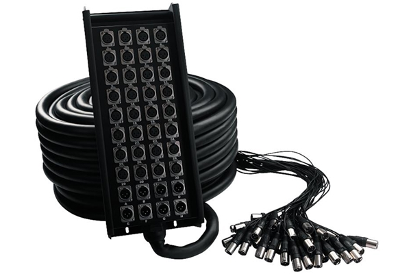 Rockbag - RCL 30945 Stage Box 32 in 8 out, 50 metri