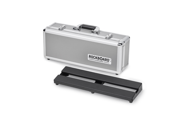 Rockboard - Pedalboard Duo 2.1 con Flight Case