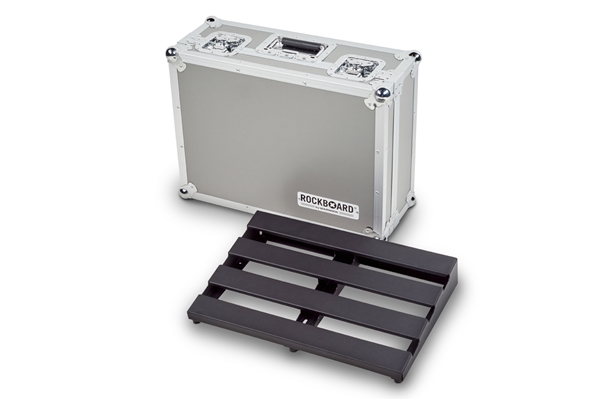 Rockboard - Pedalboard Quad 4.1 con Flight Case