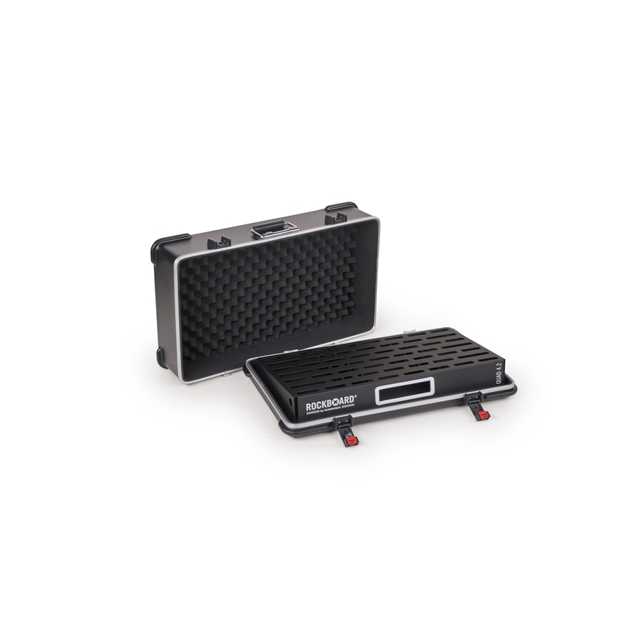 RBO ABS CASE 4.2 QUA Custodia in ABS per Pedalboard Quad 4.2