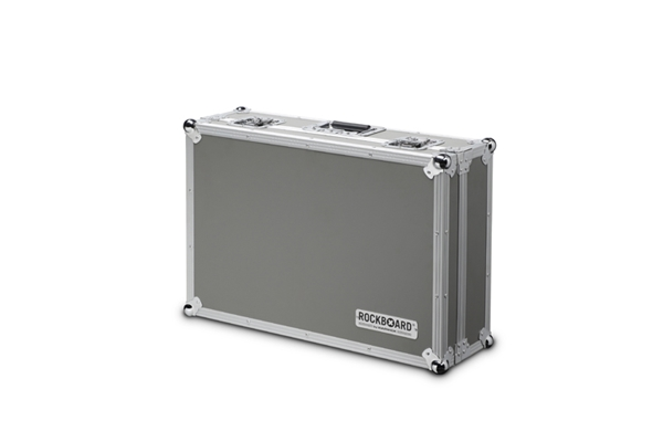 Rockboard - RBO CASE 4.2 QUAD Flight Case per Pedalboard Quad 4.2