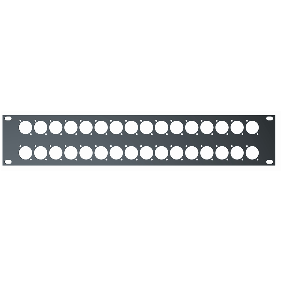 RS/295 Pannello rack 19