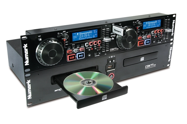 Numark - CDN77USB CD PLAYER