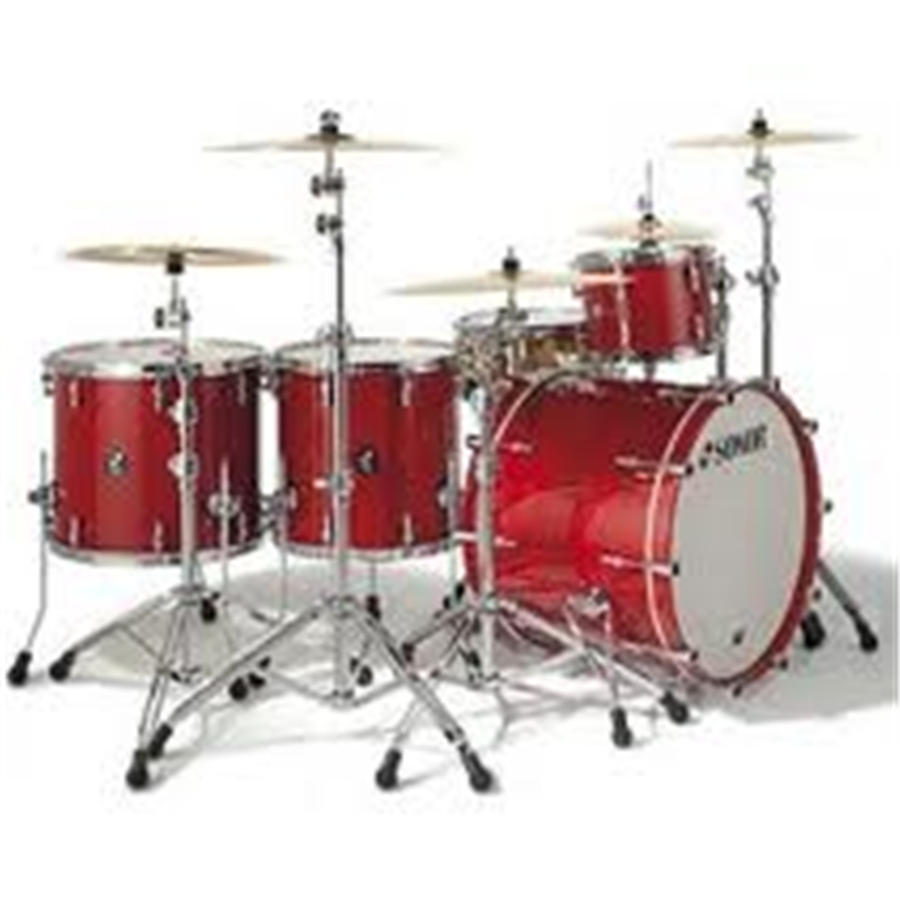 PL 12 Studio 1 Shells NM - Ruby Red