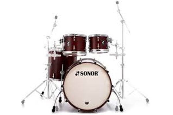 Sonor - PL 12 Studio 1 Shells NM - Nussbaum