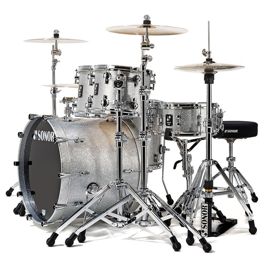 PL 12 Stage 2 Shells NM - Silver Sparkle