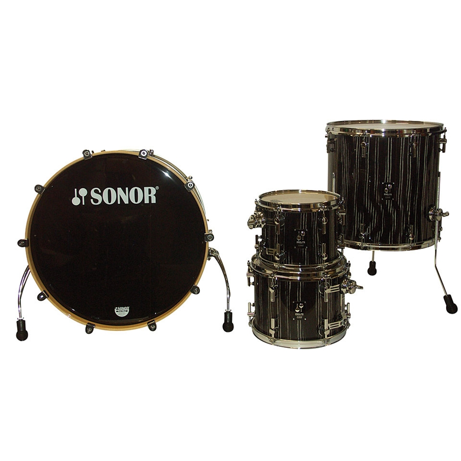 PL 12 Stage 3 Shells NM - Ebony White Stripe