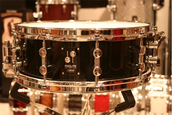 Sonor - PL 12 1406 SDW - Brilliant Black