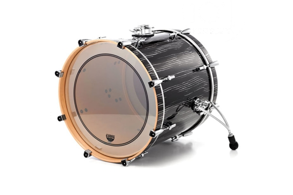 Sonor - PL 12 2217 BD NM - Ebony White Stripe