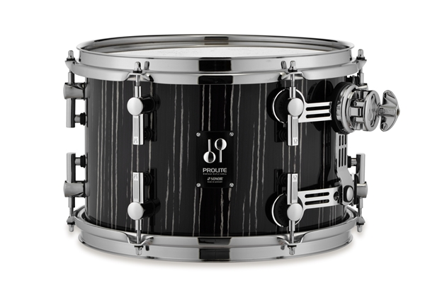 Sonor - PL 12 1208 TT - Ebony White Stripe