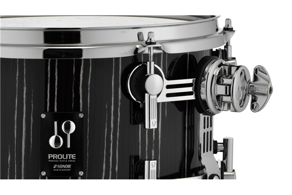 Sonor - PL 12 1411 TT - Ebony White Stripe