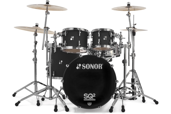Sonor - SQ2 Select - ST22 DS (Dark Satin)