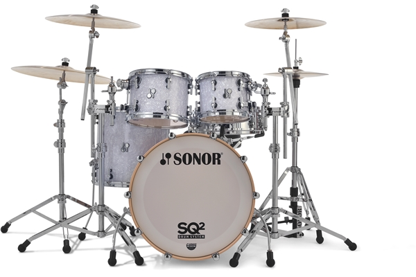 Sonor - SQ2 Select - ST22 MP (White Marine Pearl)