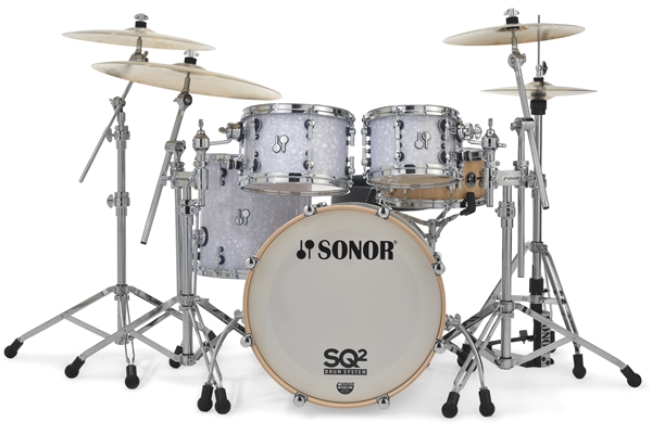 Sonor - SQ2 Select - ST20 MP (White Marine Pearl)