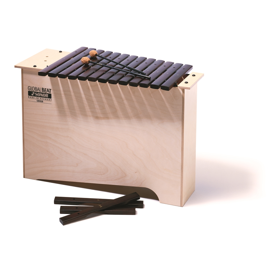 GBX GB Deep-bass Xylophone, c-a1, 1 pair SCH 15
