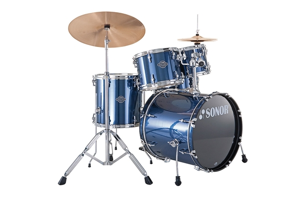 Sonor - SMF 11 Combo - Brushed Blue