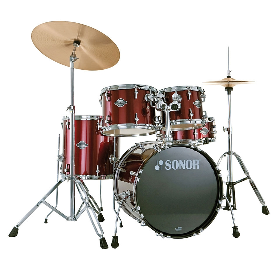 SMF 11 Combo - Wine Red