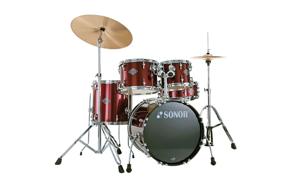 Sonor - SMF 11 Combo - Wine Red