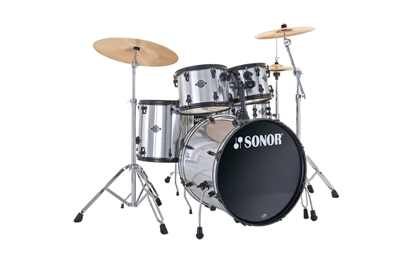 Sonor - SMF 11 Combo - Brushed Chrome mecc.nere