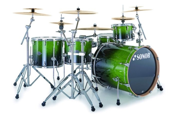 Sonor - ESF 11 Stage 2 - Green Fade