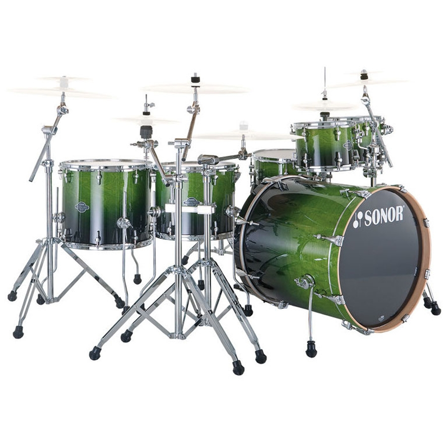 ESF 11 Stage S Drive - Green Fade