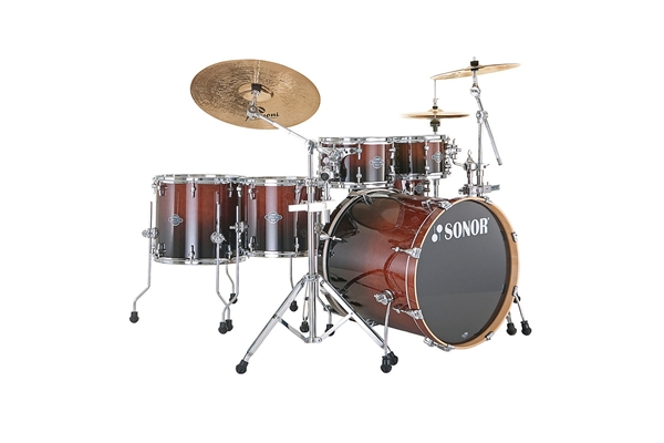 Sonor - ESF 11 Stage S Drive - Brown Fade