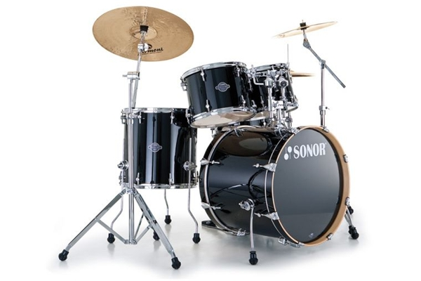 Sonor - ESF 11 Stage S Drive - Piano Black