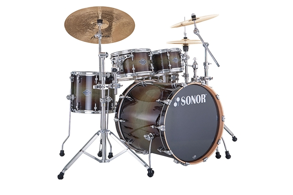 Sonor - SEF 11 Stage 2 - Dark Forest Burst