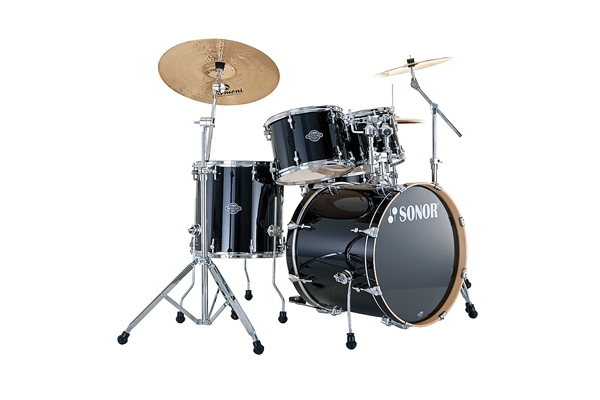 Sonor - SEF 11 Stage 2 - Piano Black