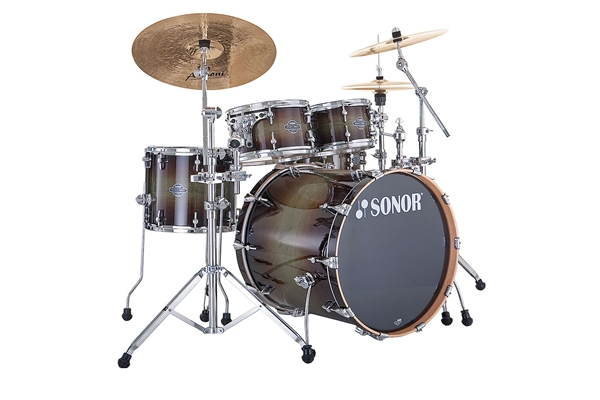 Sonor - SEF 11 Stage 3 - Dark Forest Burst