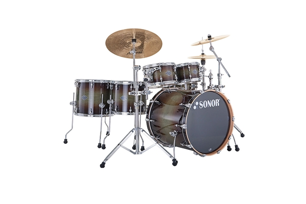 Sonor - SEF 11 Stage S Drive - Dark Forest Burst