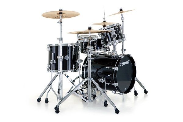 Sonor - SEF 11 Jungle Set - Piano Black